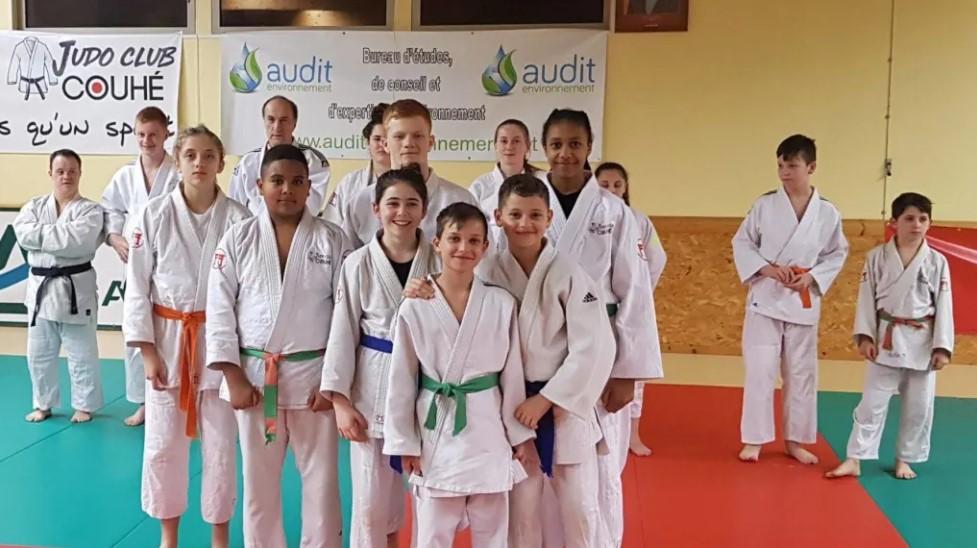 Sponsoring: Judo Club de Couhé